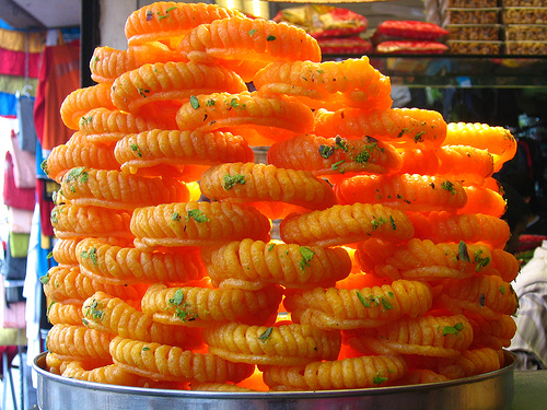Top 5 Pakistani Street Food